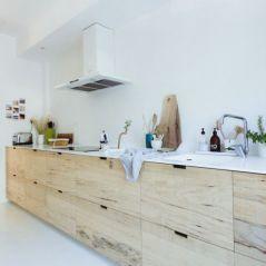 cuisine sans meubles hauts Maison & Travaux mag