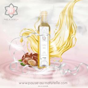 huile d'argan alimentaire