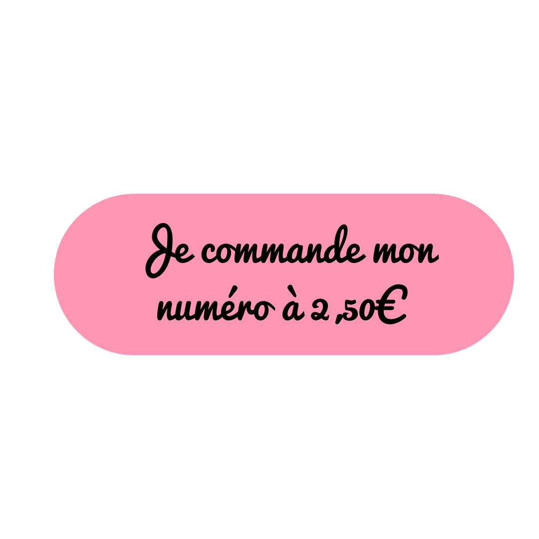 JE COMMANDE MON NUMÉRO (1)